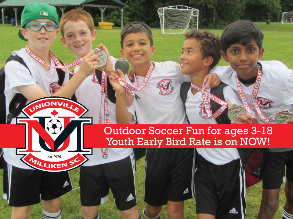 UMSC Soccer Fun Early Bird House League